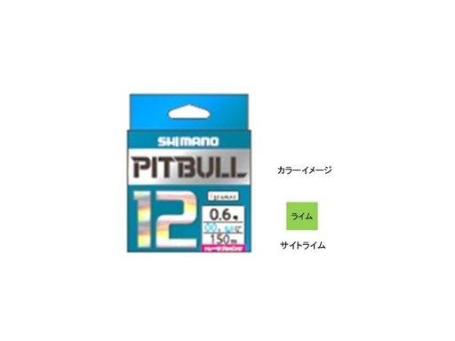 SHIMANO PITBULL12 1.2号/28.4lb