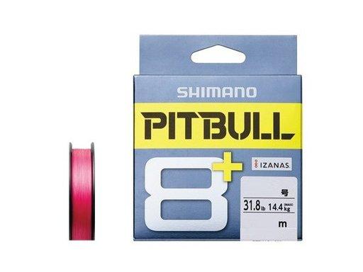 シマノ ピットブル8+