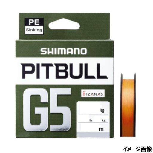 シマノ PITBULL G5 0.8号