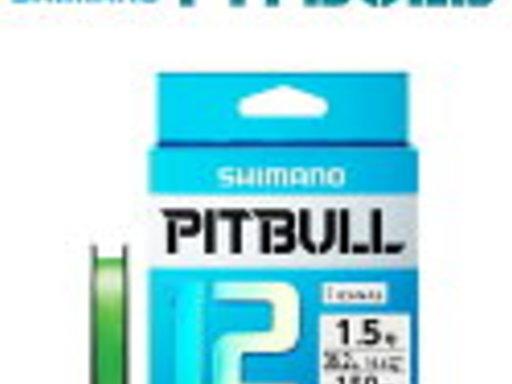 SHIMANO PITBULL12 1.0号