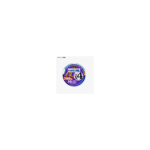 デュエル ハードコアX4 PRO ロックショア イエロー 2.0号/30lb