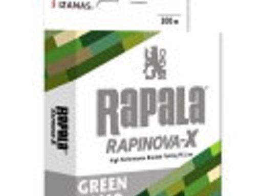 ラパラ ラピノヴァX グリーン カモ