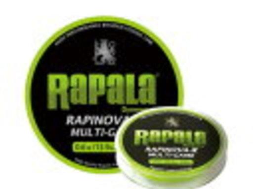ラパラ Rapala(ラパラ) PEライン ラピノヴァX マルチゲーム 4本編み ライムグリーン