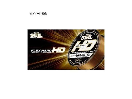 エバーグリーン バスザイル フレックスハード HD