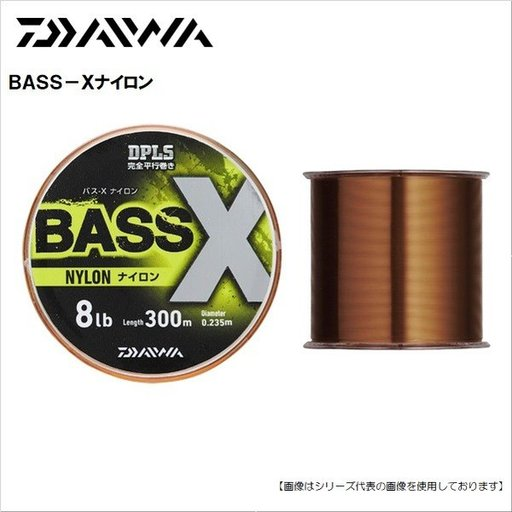 ダイワ バス-X ナイロン 1.5号/6lb