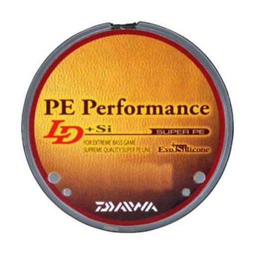 ダイワ PE Performance LD+Si 0.4号/8lb