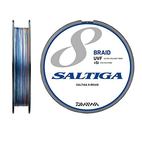 ダイワ UVF SALTIGA SENSOR 8BRAID+Si 0.6号/10lb