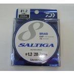 ダイワ UVF SALTIGA SENSOR 8BRAID+Si 1.2号/20lb