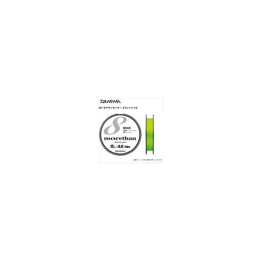 ダイワ UVF モアザン センサー8ブレイド+Si 0.6号/10lb