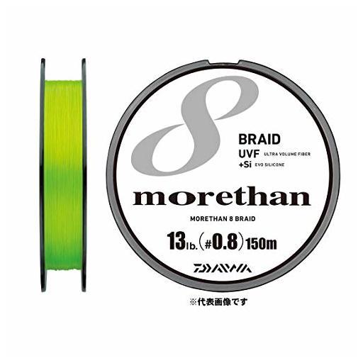 ダイワ UVF モアザン センサー8ブレイド+Si 0.8号/13lb