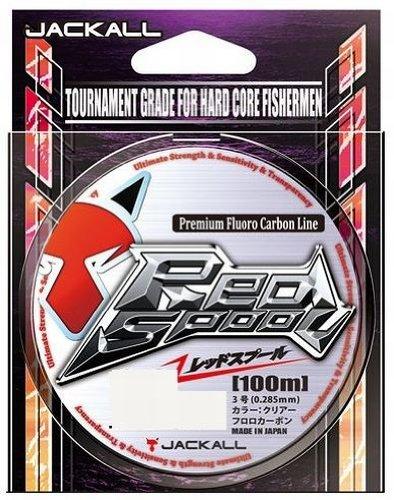 ジャッカル RED SPOOL BF SPEC 10lb/2.5号