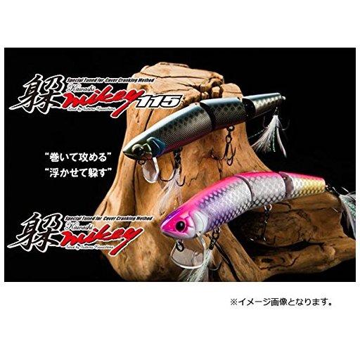 ジャッカル カワシマイキー115 ピンク