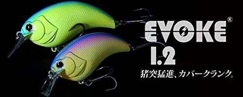 デプス EVOKE1.2 レッドギル
