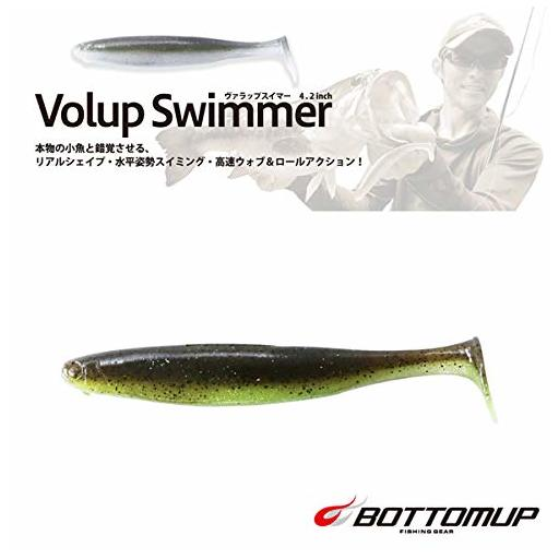 ボトムアップ Volup Swimmer グリパンチャートII
