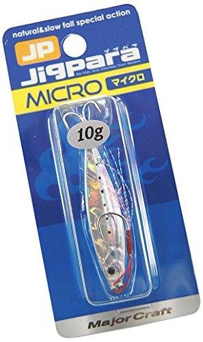 メジャークラフト ジグパラマイクロ10g ケイムラシラス