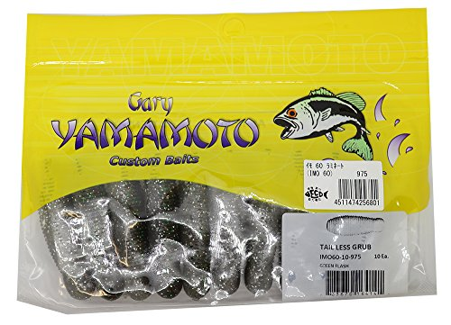 ゲーリーヤマモト イモ60 ラミネート  グリーンフラッシュ