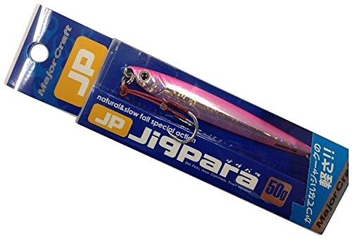メジャークラフト ジグパラ60g サクラシルバー