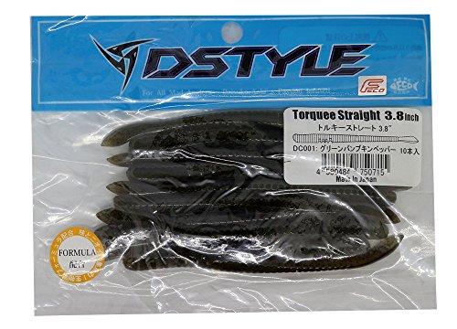 ディスタイル トルキーストレート3,8 グリーンパンプキン