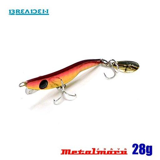 ブリーデン メタルマル 28g レッドゴールド