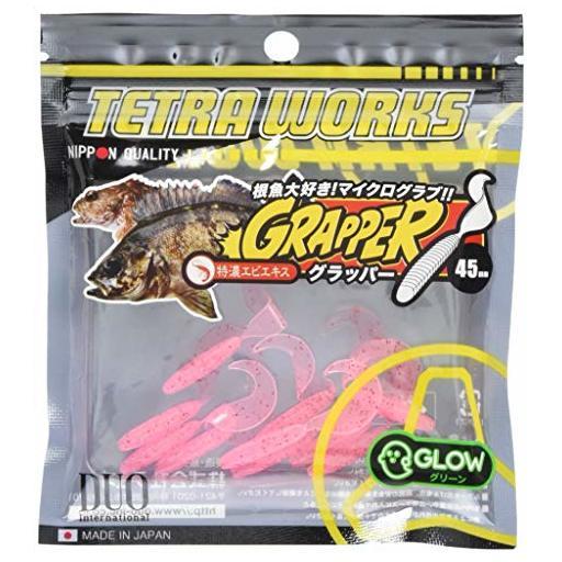 デュオ TETRA WORKS グラッパー グローグリーン