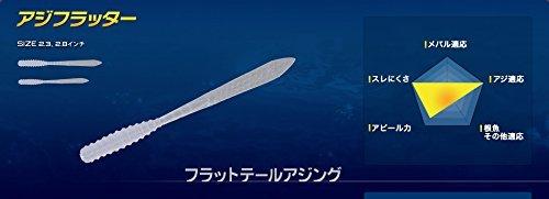 ヤマシタ マリア アジフラッター 2.8インチ GKR/G