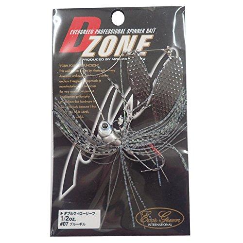 エバーグリーン D-ZONE ブルーギル