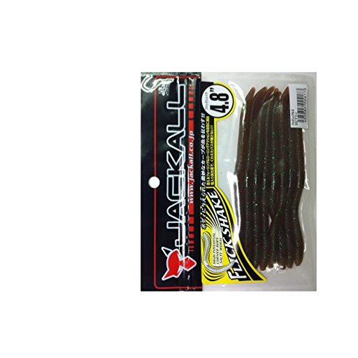 ジャッカル フリックシェイク4.8インチ ブラック