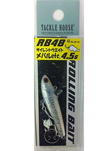 タックルハウス Rolling Bait 48 シラス