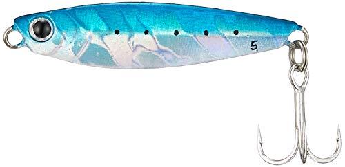 メジャークラフト ジグパラマイクロ5g ケイムライワシ