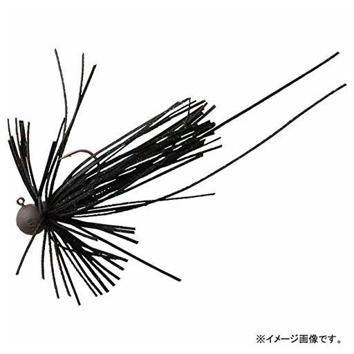ダイワ スモールラバージグSS 1.4g ブラック