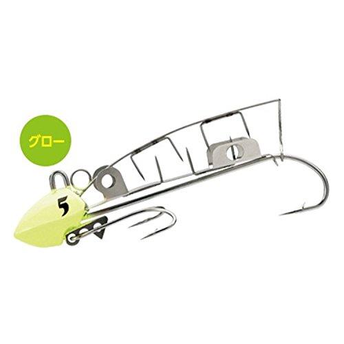 シマノ 太刀魚ゲッター  ツイン噛む  5号 グローナチュラル