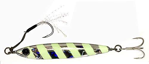 ジーク Rサーディン 40g ゼブラグロー