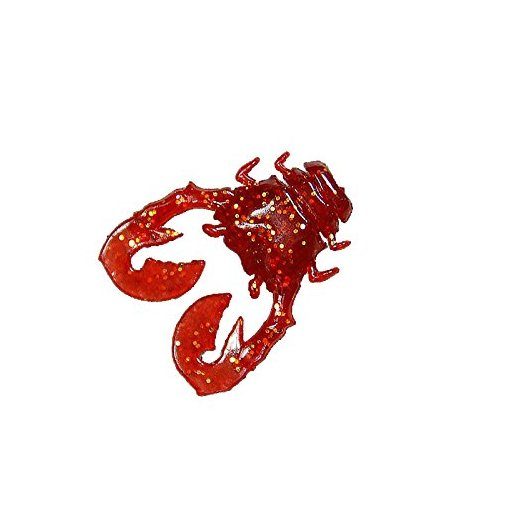 ジャッカル ちびチヌ蟹 レッドゴールドフレーク