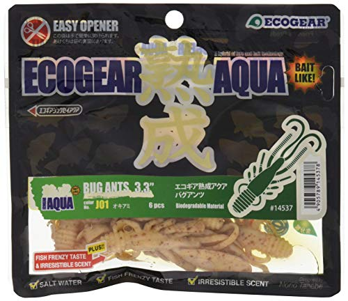 エコギア バグアンツ 3.3インチ オキアミ