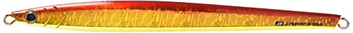 メジャークラフト ジグパラバーチカルロングスロー300g レッドゴールド