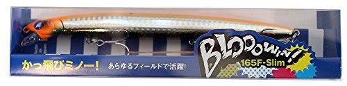 ブルーブルー ブローウィン165f エクストリームキャロット