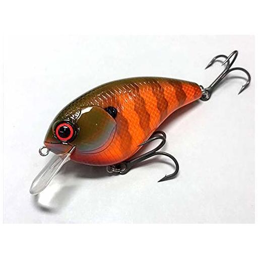 ミブロ THE漁師クランク オレンジギル