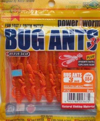 エコギア BUG ANTS 3inch