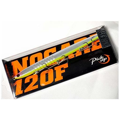 ピックアップ ノガレ120f 銀粉パールライム