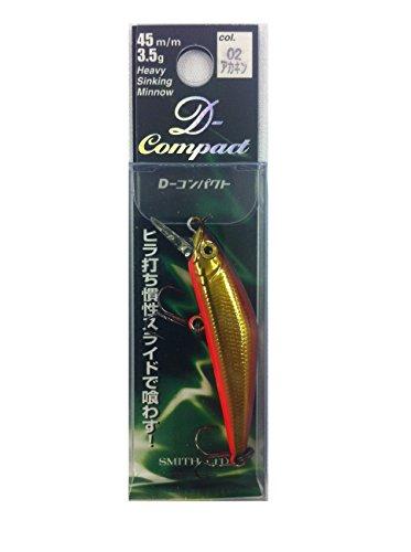 スミス D-compact アカキン
