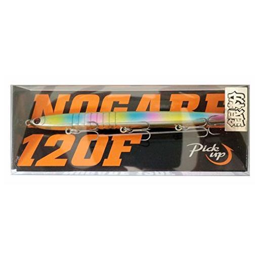 ピックアップ ノガレ120f 銀粉レインボー