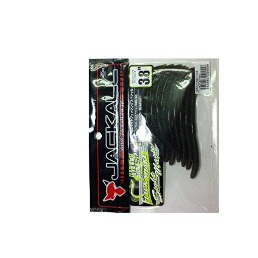 ジャッカル フリックシェイク3.8インチ グリーンパンプキン
