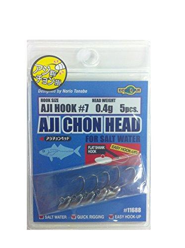 エコギア AJI CHON HEAD 0.9g
