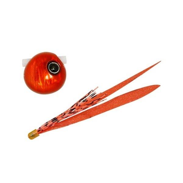 ジャッカル タイラバ 赤オレンジ