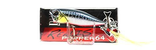 デュオ REALIS     POPPER64黒鯛 イワシ