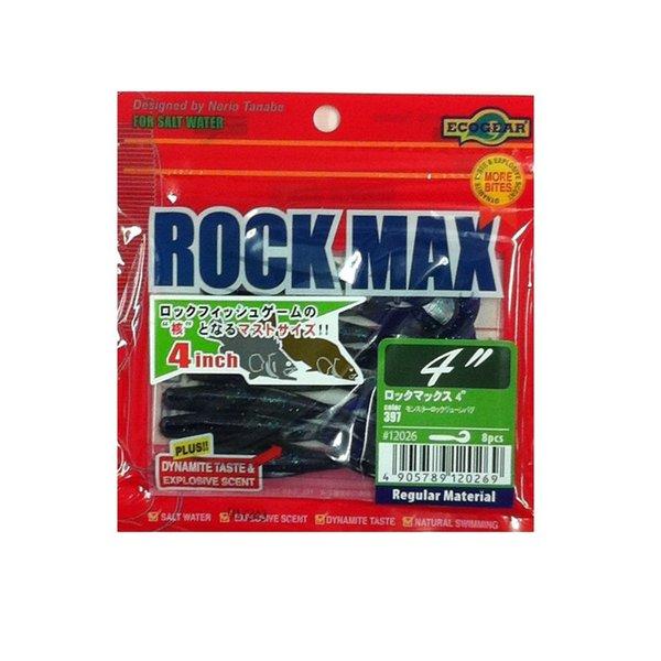 エコギア ロックマックス4inc モンスターロックジューンバグ