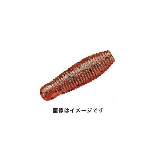 ゲーリーヤマモト イモ30 パンプキン/グリーン&ブラックフレーク