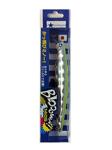 ブルーブルー ブローウィン140S チャートバックデカレンズホロ