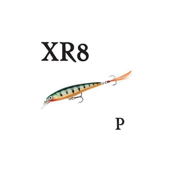 ラパラ X RAP8