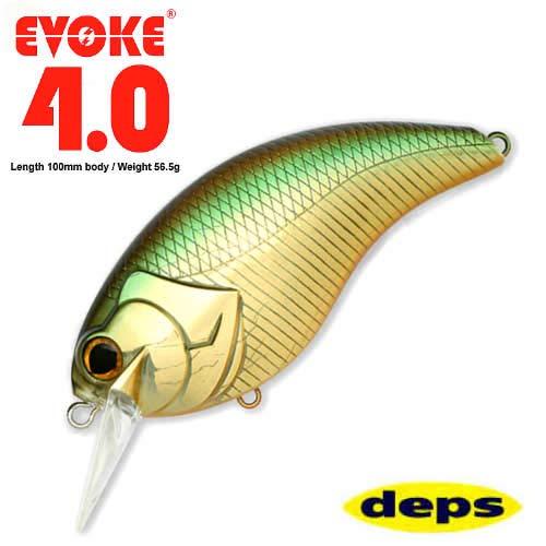 デプス イヴォーク 4.0